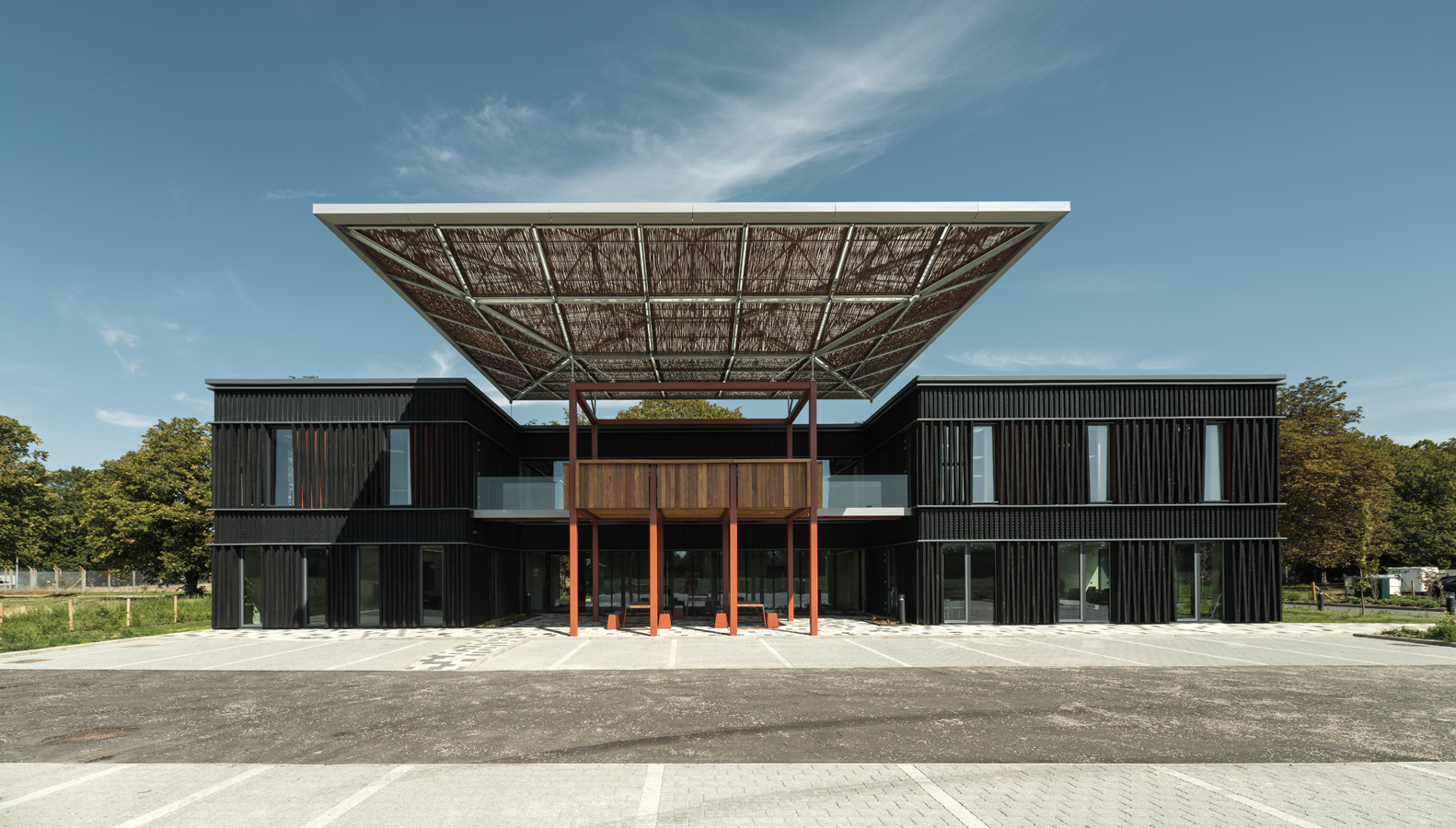 Proctor & Matthews designs a new flagship office for Homes England, championing offsite construction and local craftsmanship