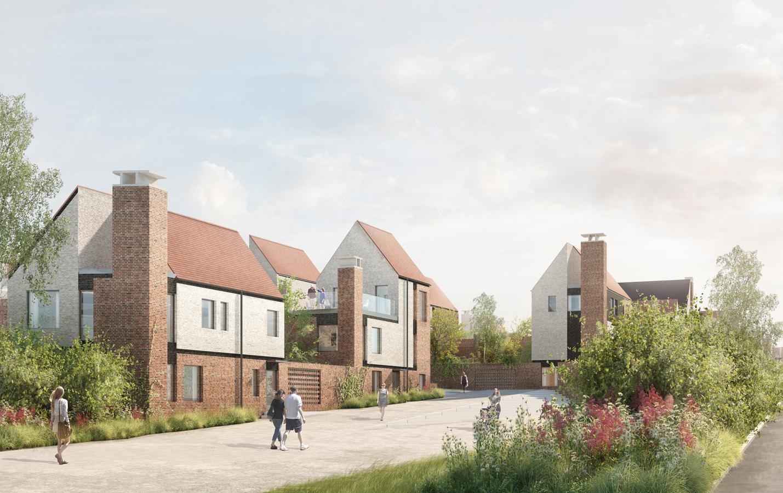 ... Proctor U0026 Matthews Lodges Plans For U0027garden Cityu0027 Homes ...