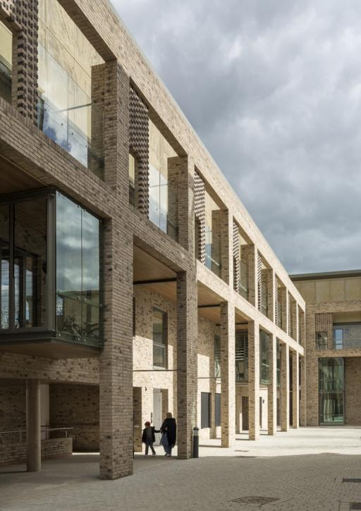 Abode at Great Kneighton wins Housing Design Award