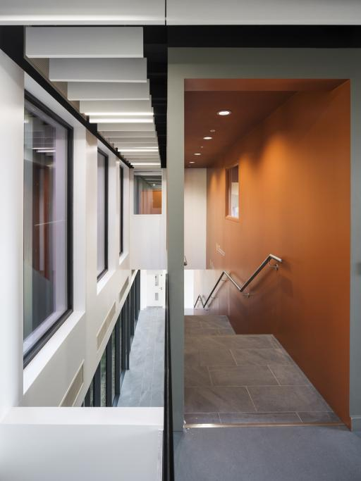 Interior view, Homes England Office, Northstowe