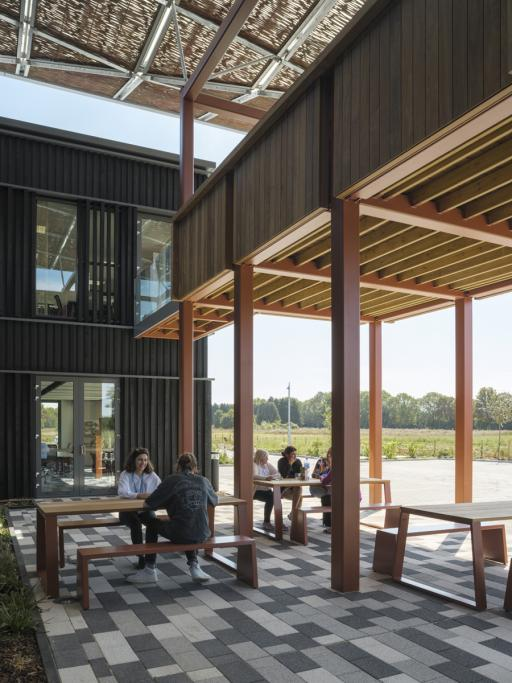 Northstowe House Shortlisted for the 2020 Offsite Awards